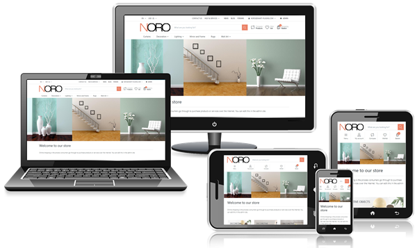 Picture of Smart Noro Responsive Theme
